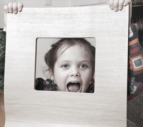 Foto lapsest