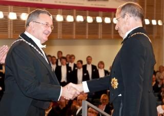 TTÜ rektor Andres Keevalliku inaugureerimine