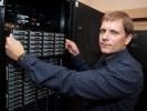 KBFI teadlane serveriruumis